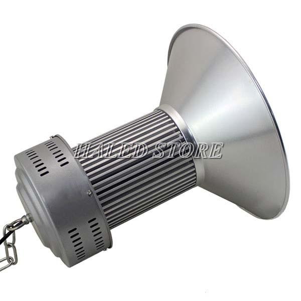 Đèn LED nhà xưởng HLDAB6-200 cấu tạo từ hợp kim nhôm