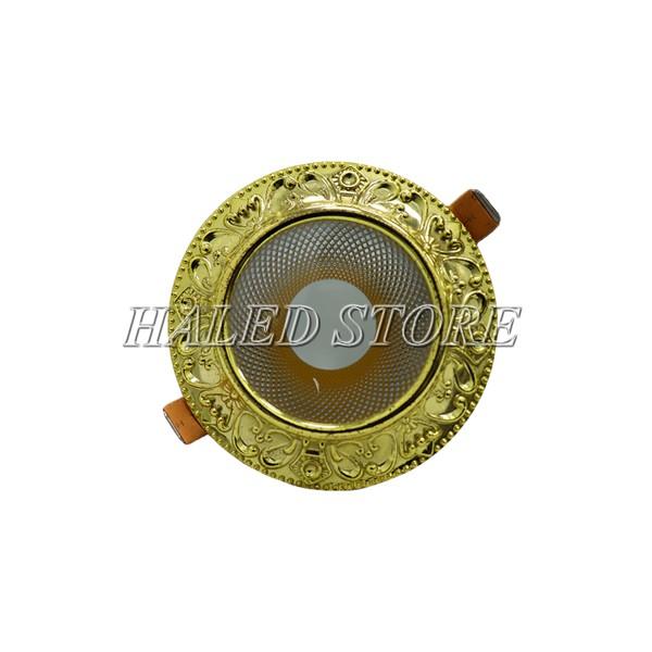 Đèn LED âm trần HLDAMV060-10 sử dụng chip LED COB chất lượng cao