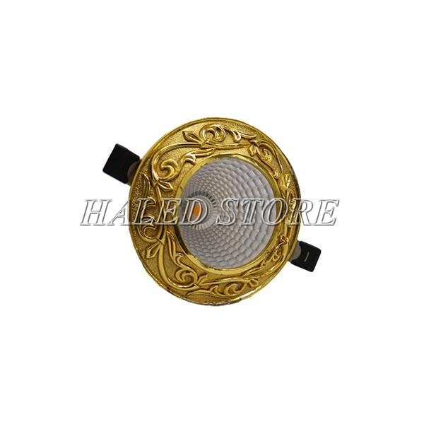 Kiểu dáng đèn âm trần HLDAMV8-7