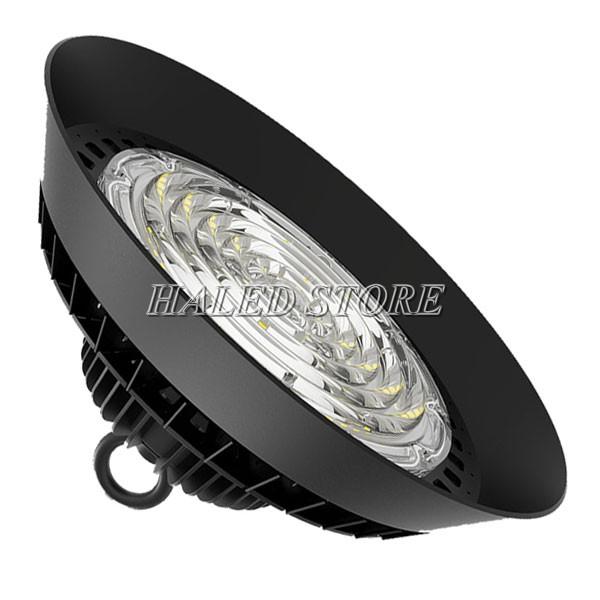 Kiểu dáng của đèn LED nhà xưởng HLDA BUFO4-150