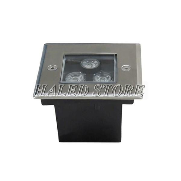 Kiểu dáng dèn LED âm đất HLDAUG2-3
