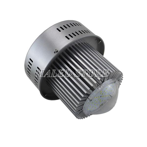 Tản nhiệt của đèn LED nhà xưởng HLDAB6-100