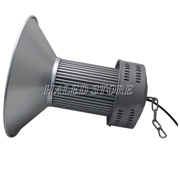 Tản nhiệt của đèn LED nhà xưởng HLDAB6-150