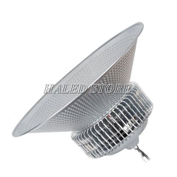 Tản nhiệt của đèn LED nhà xưởng HLDAB7-150