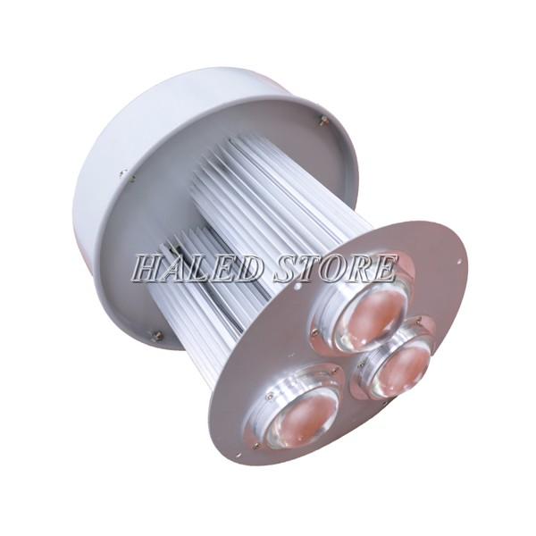 Tản nhiệt của đèn LED nhà xưởng HLDAB11-150