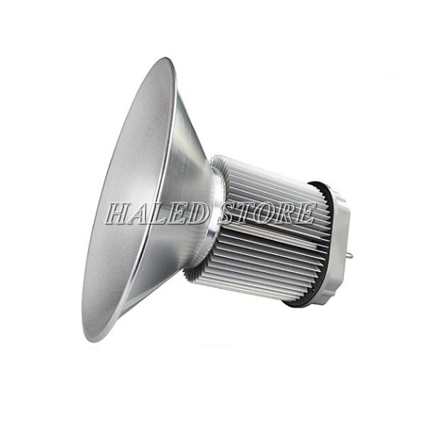 Tản nhiệt của đèn LED nhà xưởng HLDAB2-200