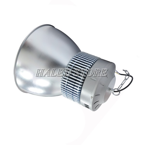 Tản nhiệt của đèn LED nhà xưởng HLDAB4-200