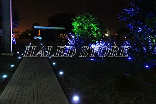 Thân đèn LED âm đất HLDAUG4-3