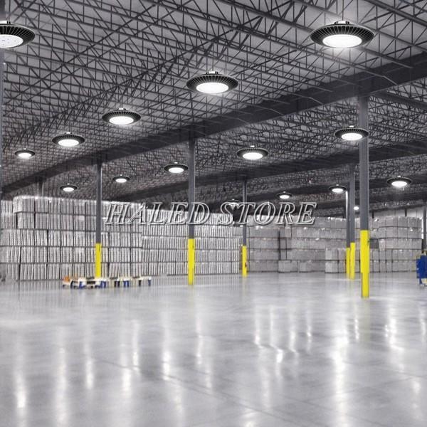 Ứng dụng của đèn LED nhà xưởng HLDA BUFO3-100