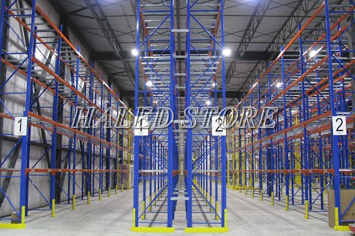 Ứng dụng của đèn LED nhà xưởng HLDA BUFO2-150