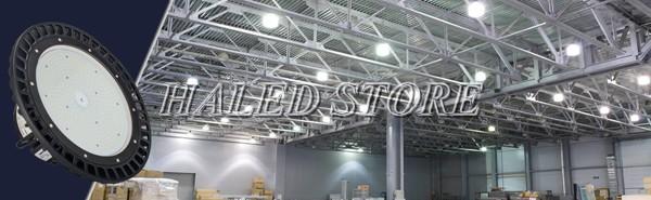 Ứng dụng của đèn LED nhà xưởng HLDA BUFO3-150