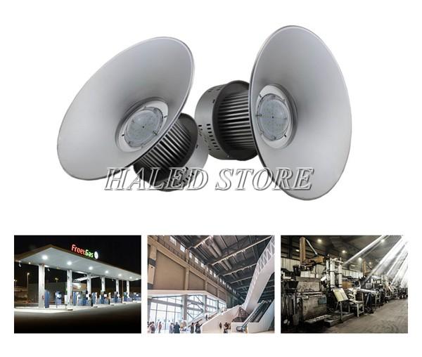Ứng dụng của đèn LED nhà xưởng HLDAB6-200