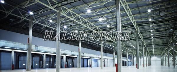 Ứng dụng của đèn LED nhà xưởng HLDAB8-150