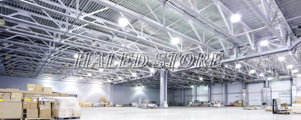 Ứng dụng của đèn LED nhà xưởng HLDAB8-200