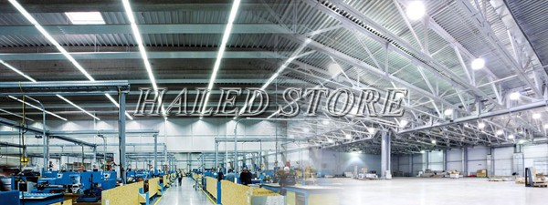 Ứng dụng của đèn LED nhà xưởng HLDAB9-200