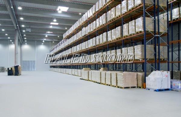 Ứng dụng của đèn LED nhà xưởng HLDAB1-150
