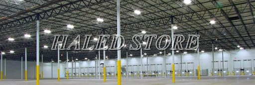Ứng dụng của đèn LED nhà xưởng HLDAB2-120