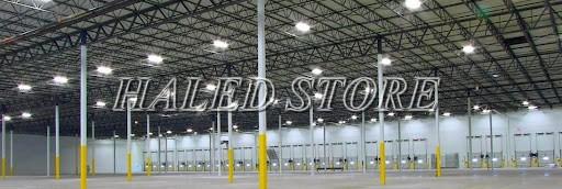 Ứng dụng của đèn LED nhà xưởng HLDAB2-180