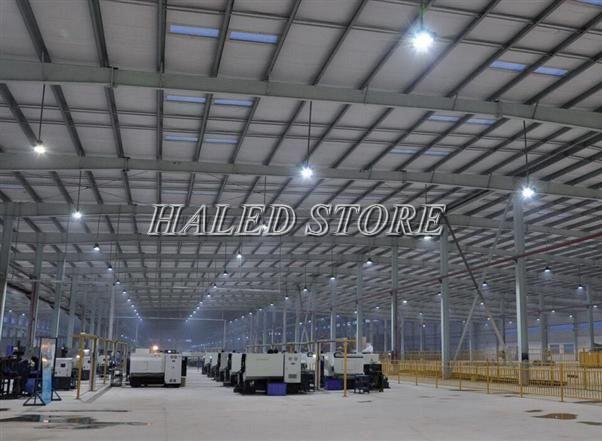 Ứng dụng của đèn LED nhà xưởng HLDAB3-80