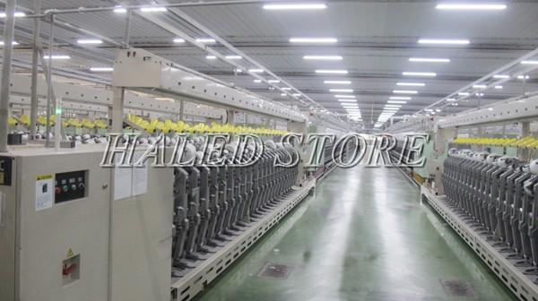Ứng dụng chiếu sáng của đèn LED phòng sạch HLDALCR6-36