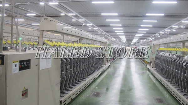 Ứng dụng chiếu sáng của đèn LED phòng sạch HLDALCR2-40