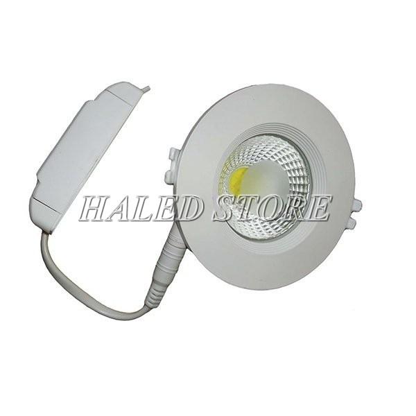 Kiểu dáng đèn LED âm trần HLDADLT2-9