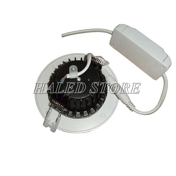 Tản nhiệt của đèn LED âm trần HLDADLT2-7