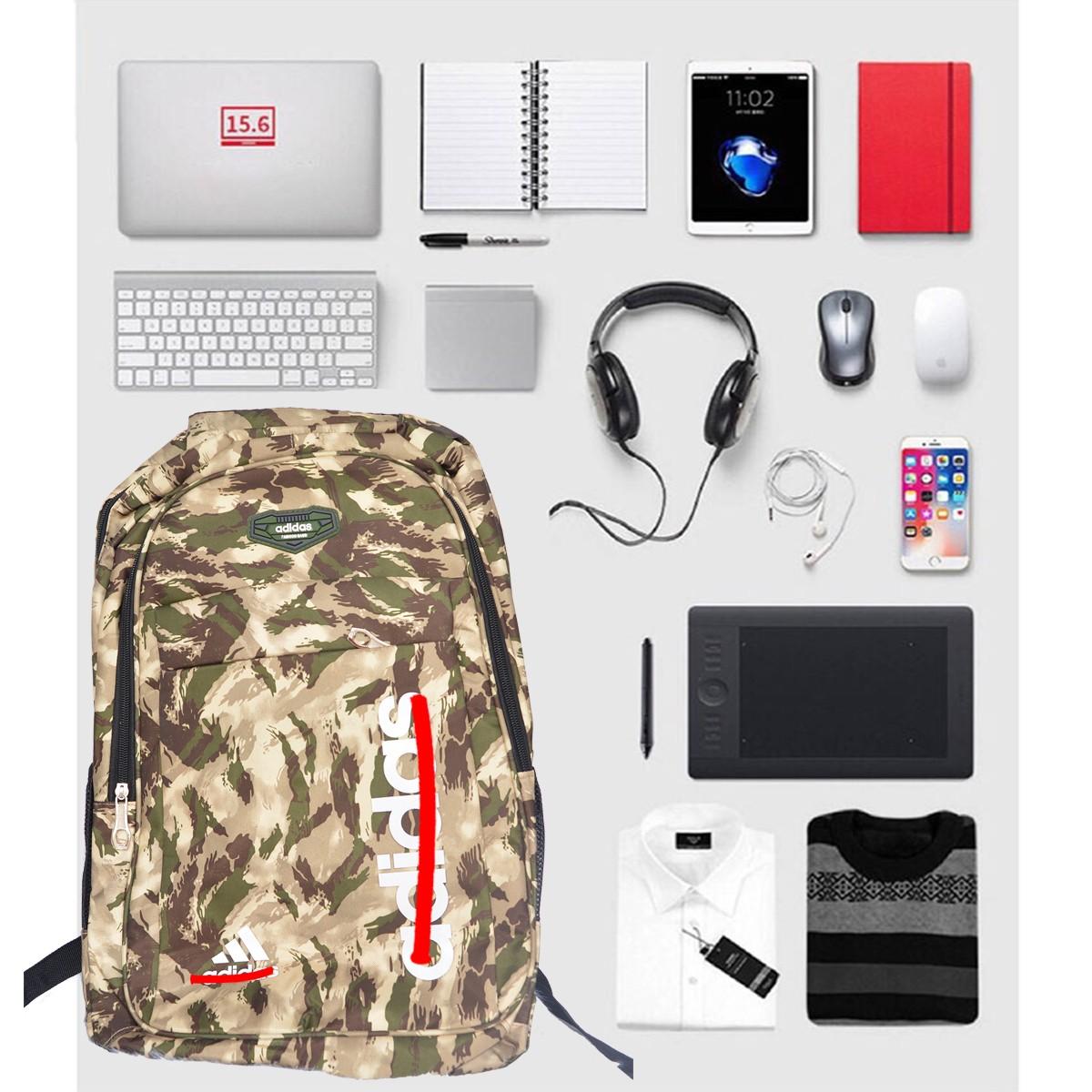 Balo Đa Năng đựng Sách-Laptop-Dụng Cụ Cá Nhân BL21