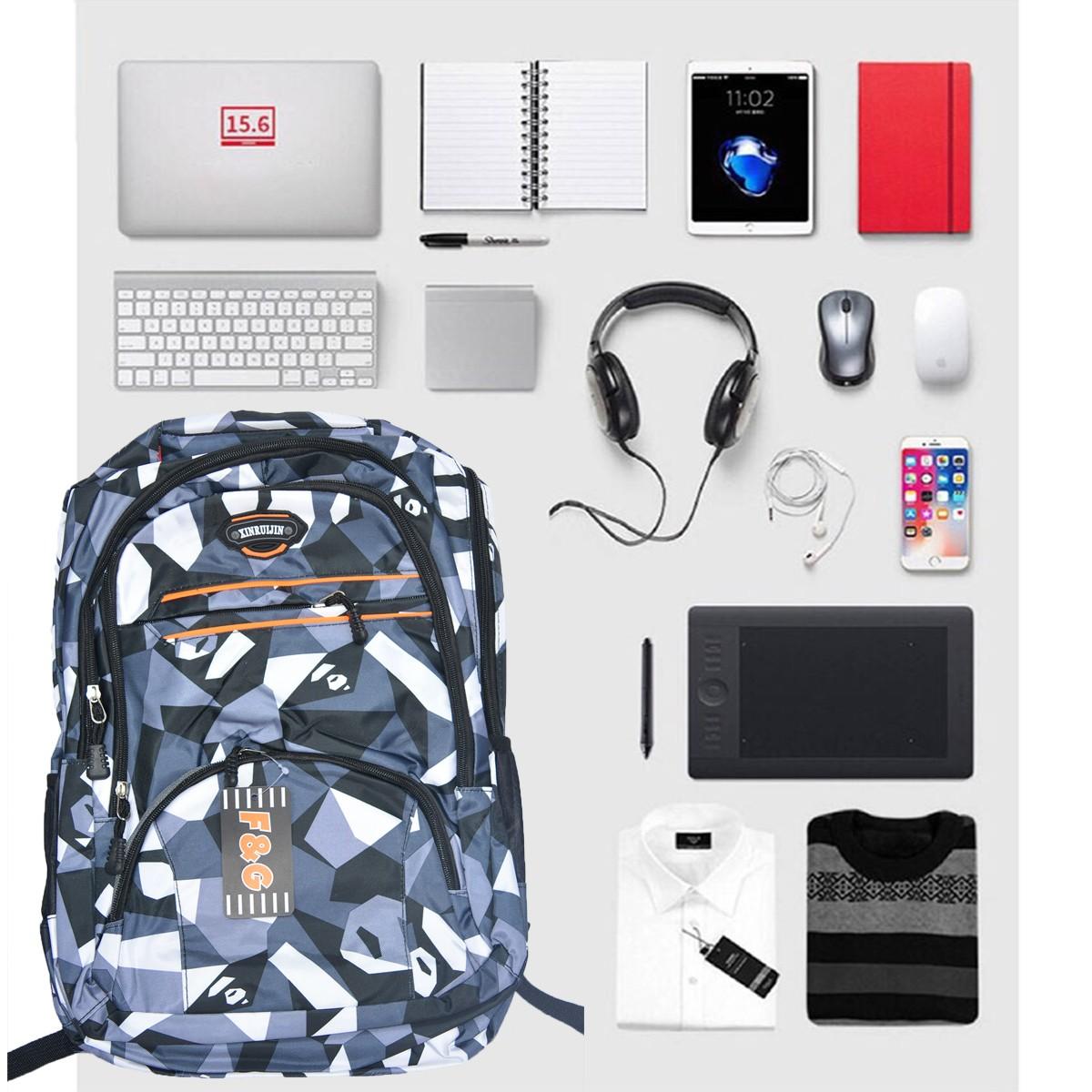 Balo Đa Năng đựng Sách-Laptop-Dụng Cụ Cá Nhân BL25