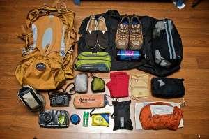 Cách xếp đồ gọn vào balo giúp bạn đựng được nhiều đồ khi đi du lịch