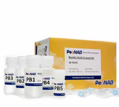 Bộ ly trích Nucleic Acid cầm tay PetNAD
