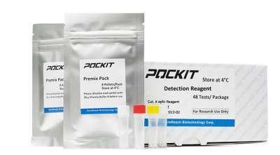 Kit iiPCR POCKIT chẩn đoán bệnh trên chó