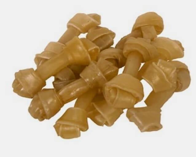Xương giả bổ sung canxi cho chó và bảo vệ răng