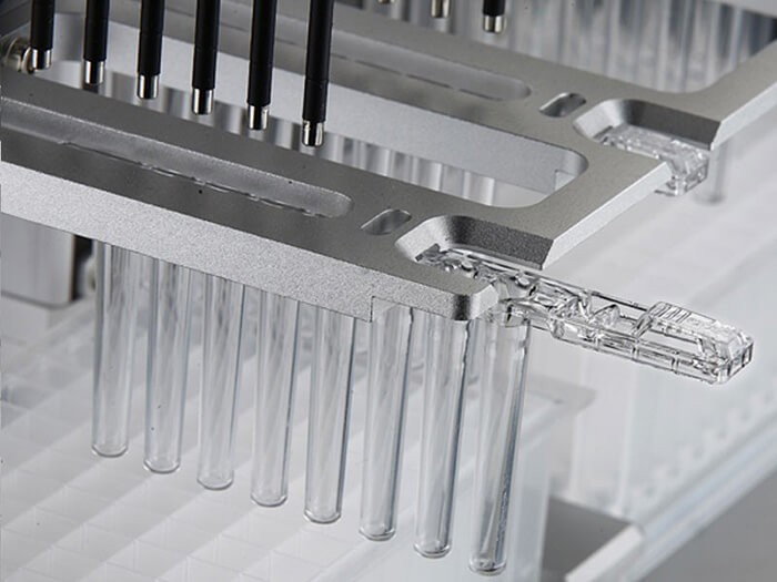 Khử trùng mẫu bằng tia UV