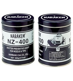 Chất chống bắn xỉ cho đầu mỏ hàn NZ-400 Nabakem