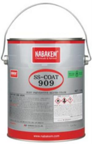Chất tráng phủ chống gỉ Silver zinc SS-Coat 909 thùng 4 lit Nabakem