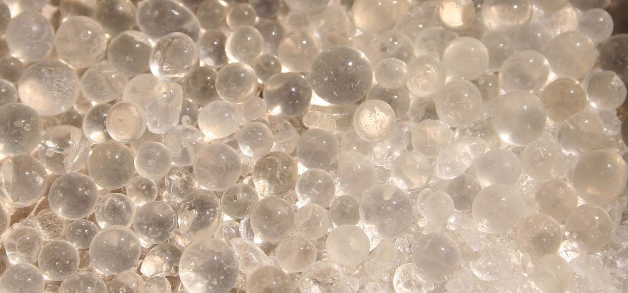 Silica gel 60 HF₂₅₄ for thin-layer chromatography
