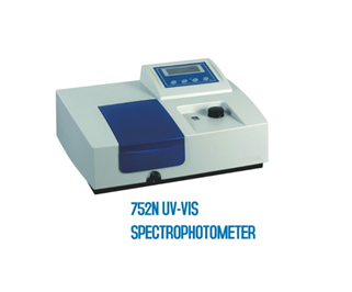 Máy quang phổ UV-VIS 752N Genius