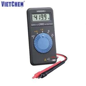Đồng hồ đo vạn năng 3244-60 Hioki