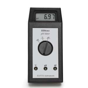 Máy đo pH HI8010 Hanna