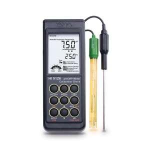 Máy Đo pH/ORP Cầm Tay với CAL Check™ HI9126 Hanna