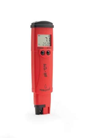 Bút đo pH/Nhiệt Độ HI98127 Hanna