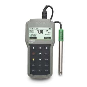 Máy đo pH/ORP/Nhiệt độ chống thấm nước HI98190 Hanna