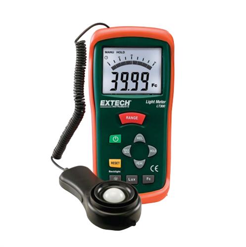 Thiết bị đo ánh sáng LT300 Extech