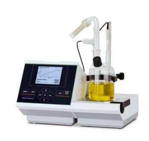 Máy chuẩn độ Karl Fischer xác định hàm lượng nước cực nhỏ 7500 KF Trace 285220860 SI Analytics (schott)
