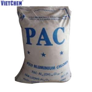 PAC - Poly Aluminium Chloride 10% Việt Nam