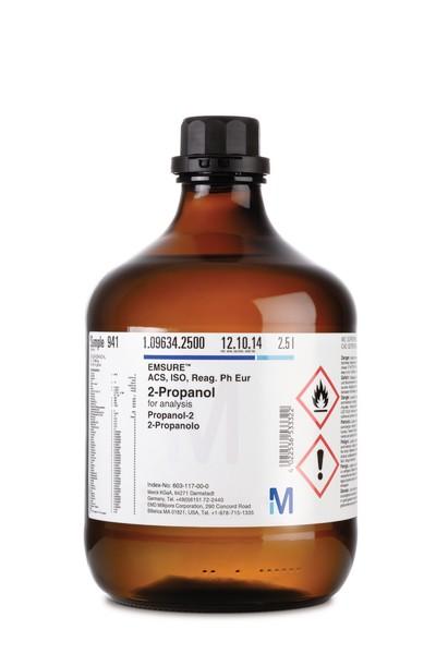 Chloroform for analysis EMSURE® ACS,ISO,Reag. Ph Eur-2500ml