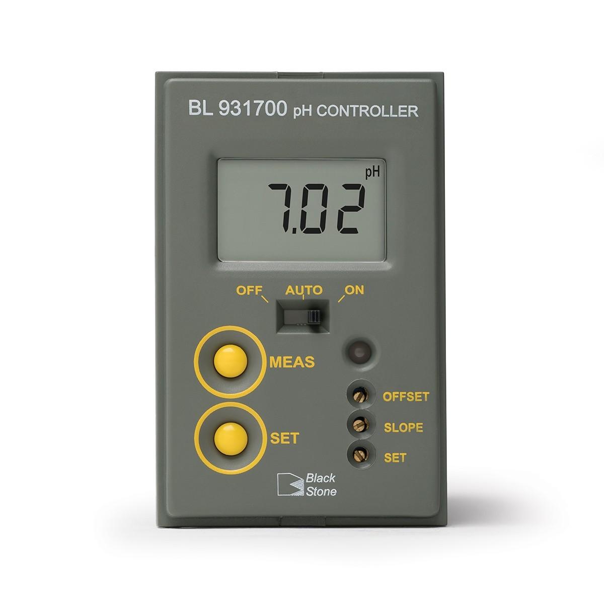 Bộ kiểm soát pH Mini có ngõ ra 4-20mA BL931700 Hanna