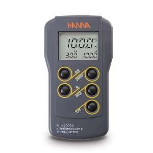Máy đo nhiệt độ loại K HI935005 Hanna