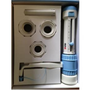 Dụng cụ rót mẫu kết nối với bình đựng DispensMate Plus 0.5 - 5ml Dlab